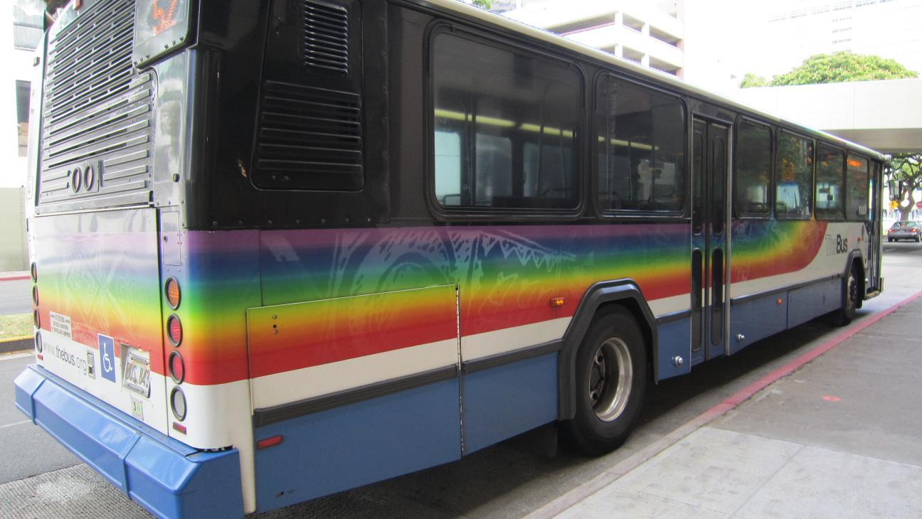 ザ・バス②