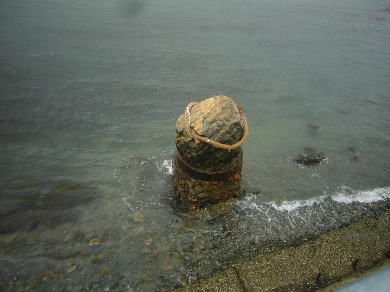 九州下関 奇怪岩H25.5.29