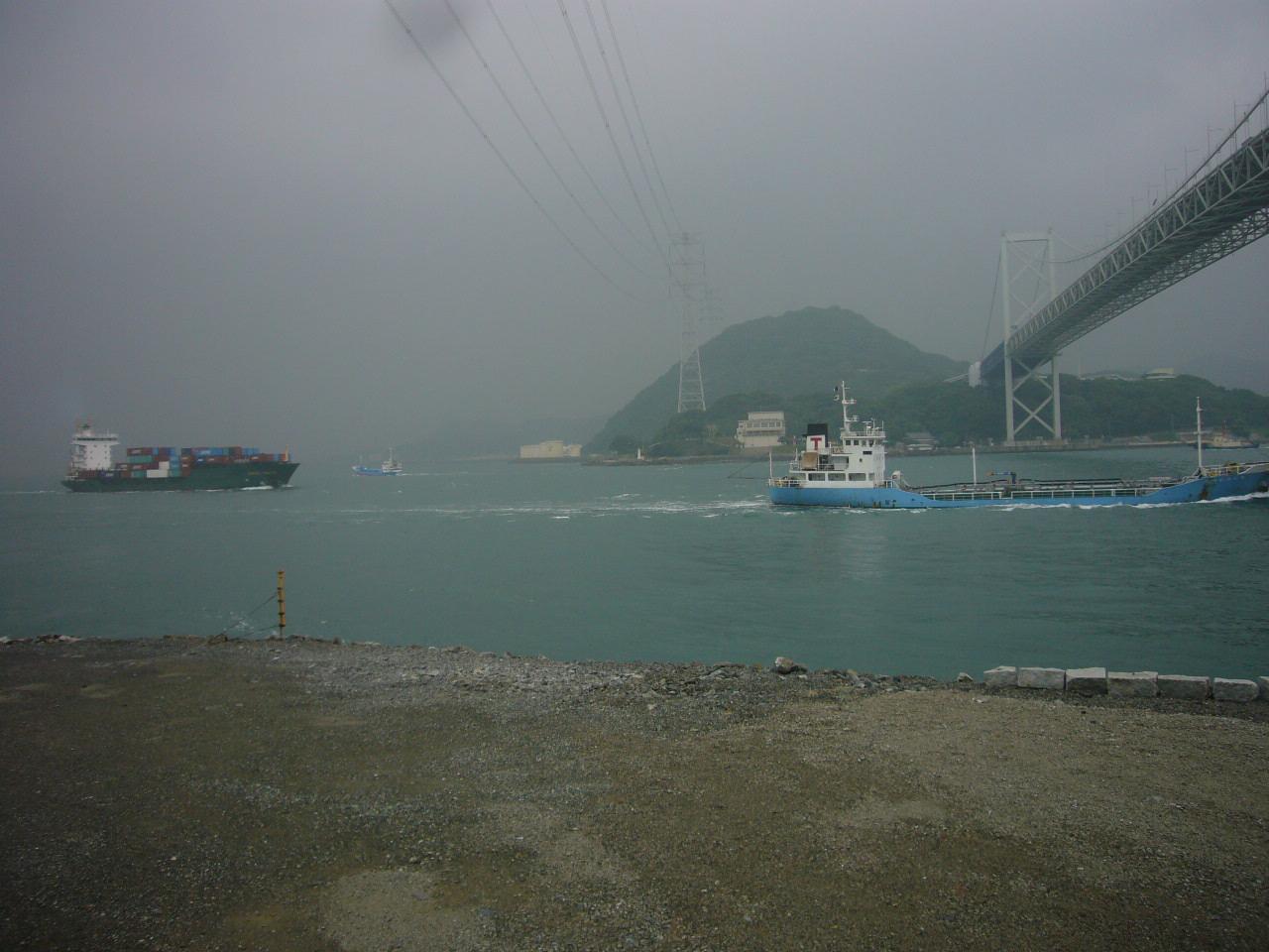 九州関門海峡船H25.5.29