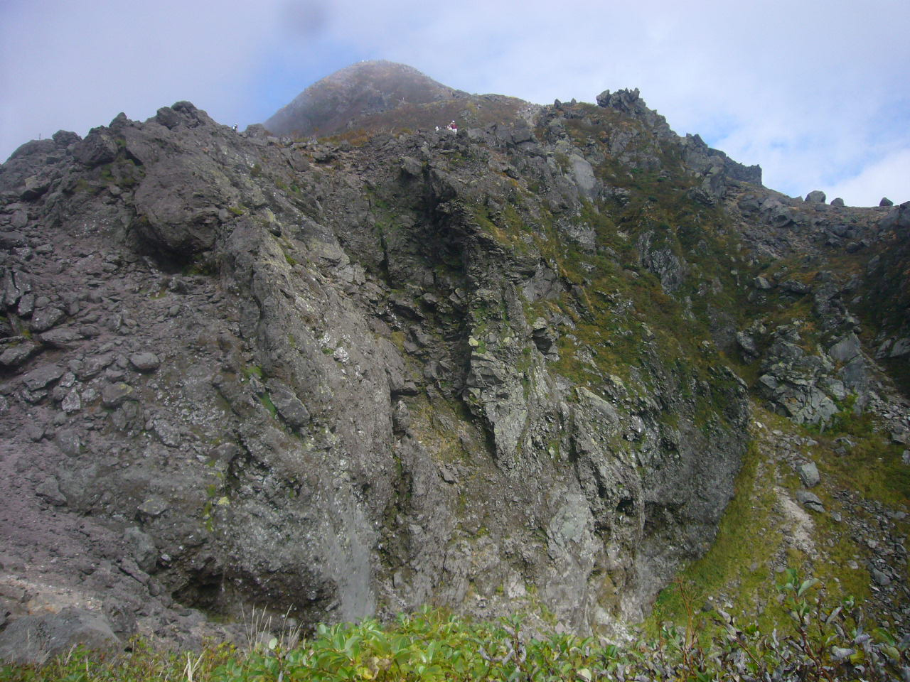 岩木山H25.9.29