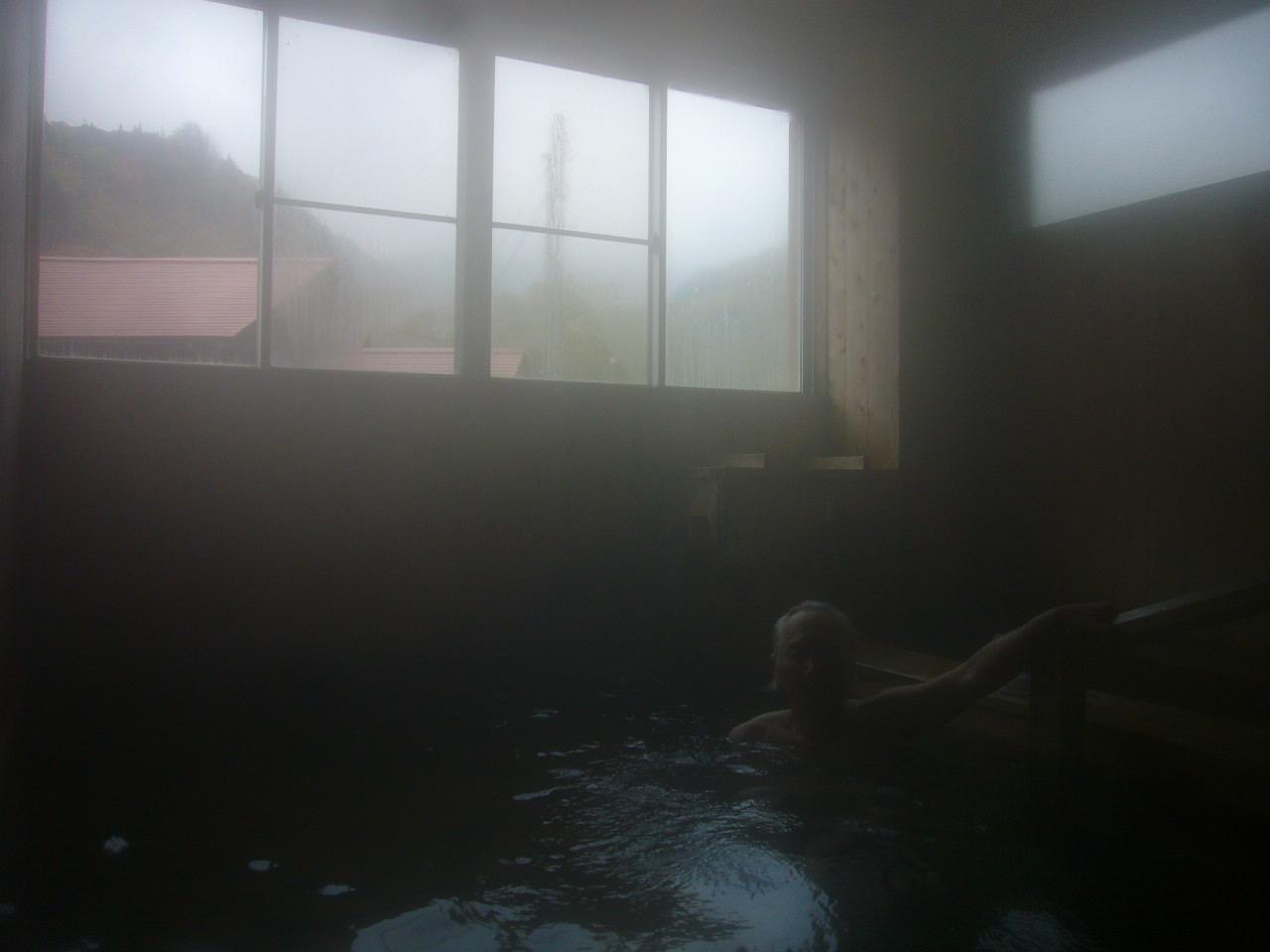 市ノ瀬温泉H25.10.31