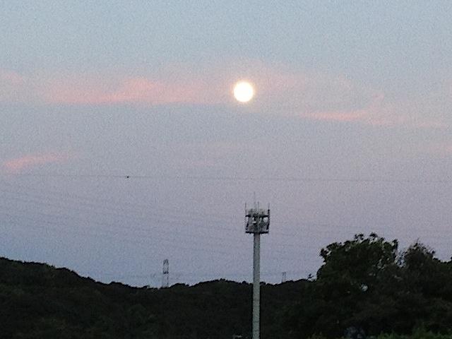 0820満月