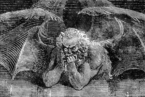 Satan concerned