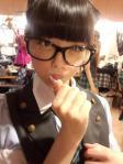 AKB48 市川美織レモン セクシー 顔アップ メガネ 歯磨き カメラ目線 楽屋 擬似フェラ顔 ぶっかけ用オナペット 高画質エロかわいい画像10