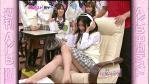 SKE48 矢神久美 セクシー 足つぼマッサージ ミニスカート パンチラ 制服 生足 太もも キャプチャー 高画質エロかわいい画像12