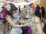 SKE48 石田安奈 出口陽 セクシー パイタッチ おっぱいの大きさ発育調べ エロかわいい画像1