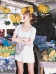 AKB48 篠田麻里子 セクシー 口開け バナナ Tシャツ ポニーテール 太もも 口内射精 おねだり ぶっかけ用オナペット 高画質エロかわいい画像46