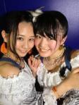 SKE48 古畑奈和 菅なな子 セクシー 汗だく 顔アップ 笑顔 衣装 興奮 顔射用ぶっかけ用オナペット 高画質エロかわいい画像