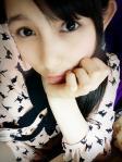 NMB48 與儀ケイラ セクシー 顔アップ 頬杖 カメラ目線 上目遣い アヒル口 高画質エロかわいい画像8