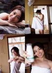 AKB48 大島優子 セクシー 温泉 タオル 濡れている 顔アップ カメラ目線 太もも 色気 高画質エロかわいい画像49