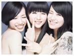 Perfume セクシー CDジャケット写真 VOICE 顔アップ ウインク ピース 笑顔 カメラ目線 高画質エロかわいい画像4