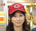 細貝沙羅 セクシー 顔アップ カメラ目線 唇 フジテレビ 女子アナウンサー 高画質エロかわいい画像1