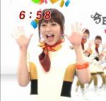 生野陽子 セクシー 口開け 舌 カメラ目線 フジテレビ 女子アナ キャプチャー 高画質エロかわいい画像10