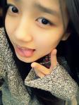 AKB48 加藤玲奈 セクシー 舌出し 顔アップ ピース 唇 高画質エロかわいい画像2