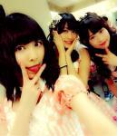 SKE48 松井珠理奈 セクシー 舌出し ピース 向田茉夏 後藤理沙子 カメラ目線 高画質エロかわいい画像12