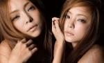 安室奈美恵 セクシー 顔アップ カメラ目線 唇 壁紙サイズ 顔射用ぶっかけ用オナペット写真 高画質エロかわいい画像3