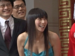 柴咲コウ セクシー おっぱいの谷間 笑顔 地上波キャプチャー 胸チラ お宝 女優 高画質エロかわいい画像4