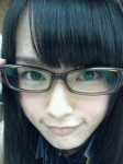 NMB48 山本彩 セクシー 顔アップ カメラ目線 アヒル口 メガネ 高画質エロかわいい画像73
