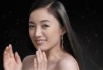 仲間由紀恵 セクシー 顔アップ カメラ目線 地上波キャプチャー CM女優 高画質エロかわいい画像2