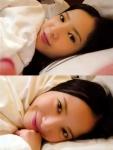 吉高由里子 セクシー 顔アップ カメラ目線 添い寝 女優 高画質エロかわいい画像18