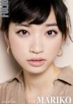 MARIKO(マリコ) セクシー 顔アップ カメラ目線 唇 モデル 高画質エロかわいい画像1