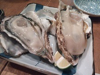 兵庫の生牡蠣