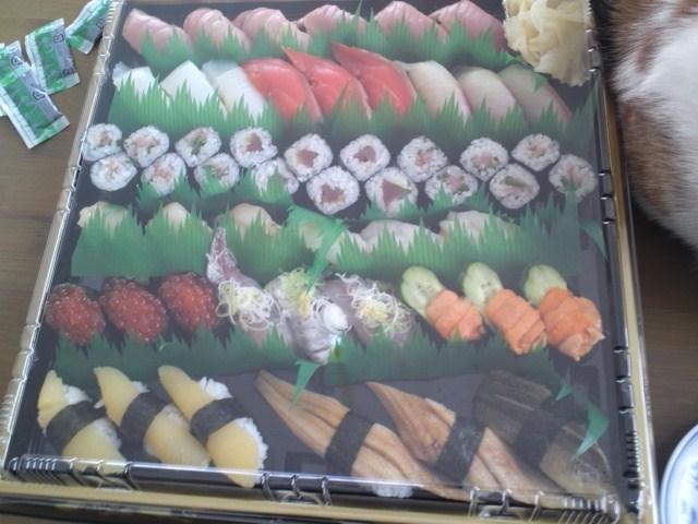 ジャンボおしどり寿司2