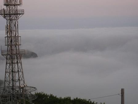 2測量山雲海