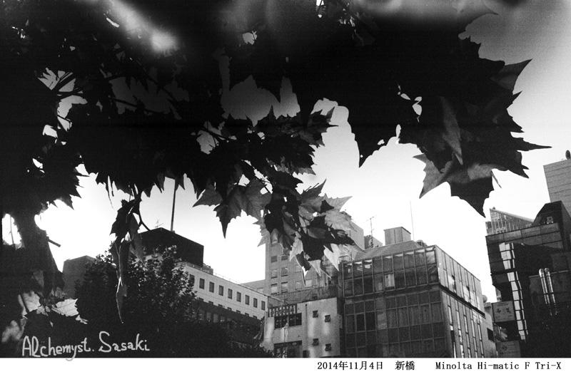 2014年11月4日新橋-2