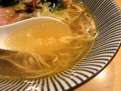 くろきスープ