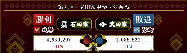 武田攻撃戦