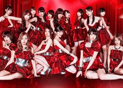 CRぱちんこAKB48バラの儀式 楽曲紹介