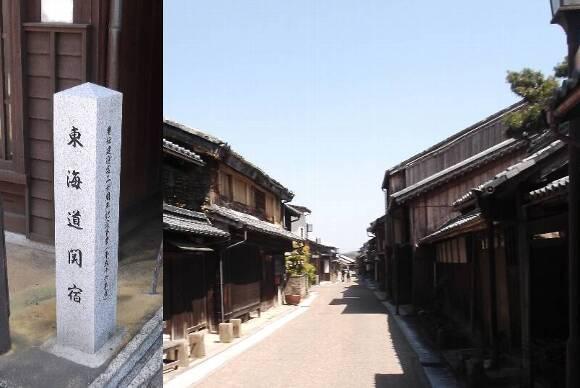 関宿旅籠通1