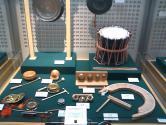 下座の楽器