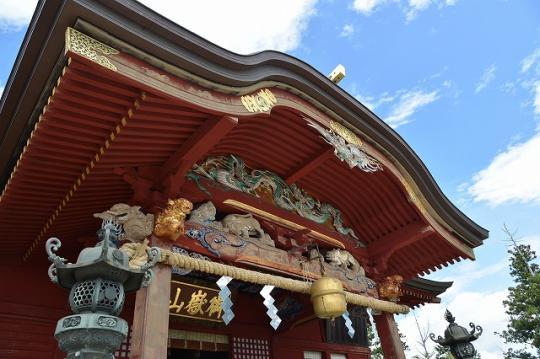 御岳山神社