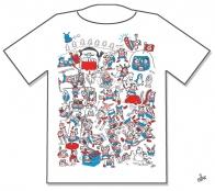大鷲透 Tシャツ