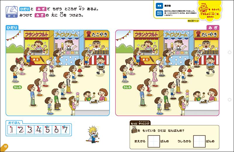 子供向けイラスト/お店