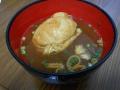 めで鯛 赤味噌汁3