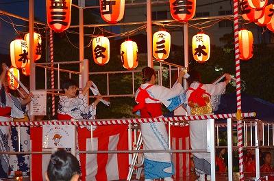 盆踊り 011