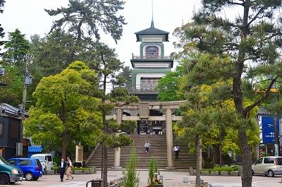 尾山神社 武家屋敷 21世紀美術館 001