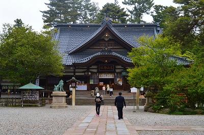 尾山神社 武家屋敷 21世紀美術館 002