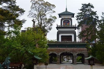 尾山神社 武家屋敷 21世紀美術館 012