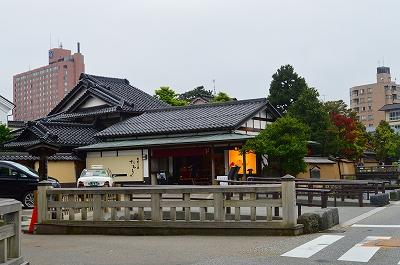 尾山神社 武家屋敷 21世紀美術館 026