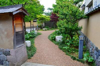 尾山神社 武家屋敷 21世紀美術館 016
