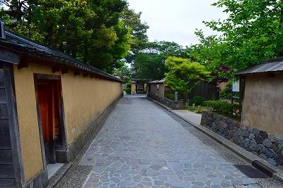 尾山神社 武家屋敷 21世紀美術館 017