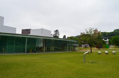 尾山神社 武家屋敷 21世紀美術館 037
