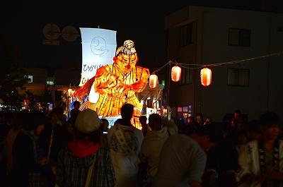 北本ねぶた祭り 019