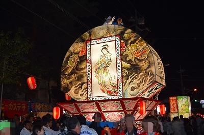 北本ねぶた祭り 041