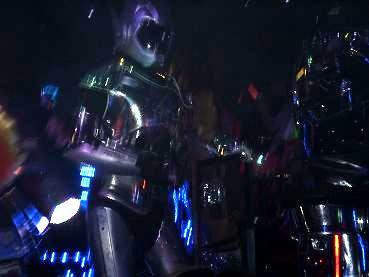 ロボット(小)
