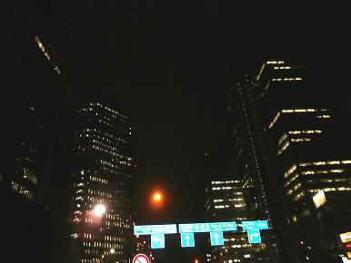 中野坂上の夜